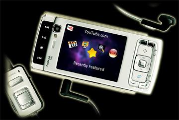 Mobitubia - assista videos do youtube em seu N95