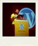 Leo Germani, WordCamp Brasil 2009.