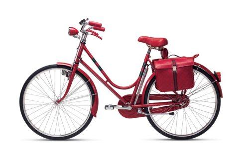 bicicleta da Gucci
